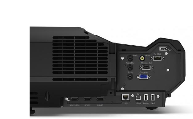 Conexiuni Epson EH-LS100